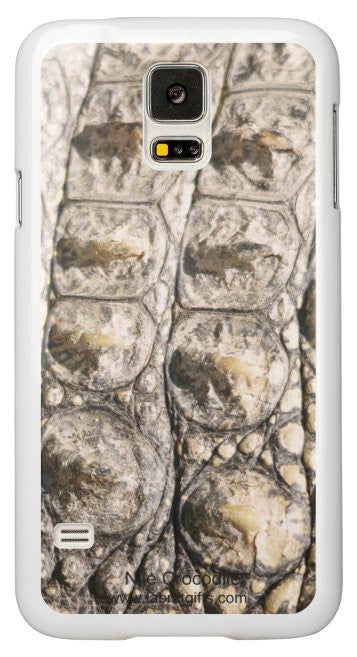 """Nile Crocodile"" - Samsung Galaxy S5 Case Default Title - LabRatGifts - 2"