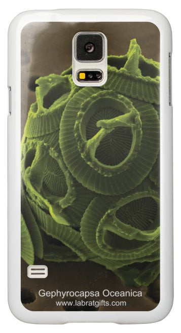"""Gephyrocapsa Oceanica"" - Samsung Galaxy S5 Case Default Title - LabRatGifts - 2"