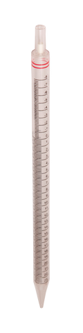 Abdos Serological Pipettes Sterile Polystyrene, 25ml, 200/CS