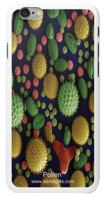 """Pollen"" - iPhone 6/6s Case Default Title - LabRatGifts - 2"