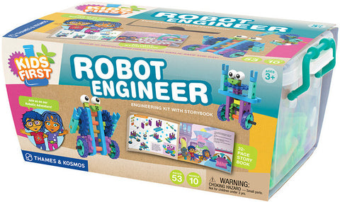 """Robot Engineer"" - Science Kit  - LabRatGifts - 1"