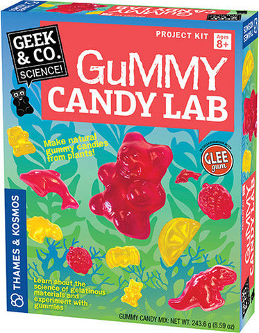 """Gummy Candy Lab"" - Science Kit  - LabRatGifts - 1"