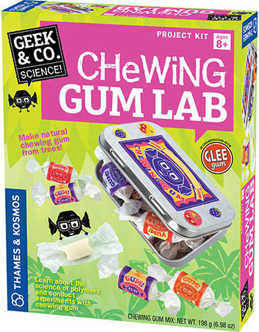 """Chewing Gum Lab"" - Science Kit  - LabRatGifts - 1"