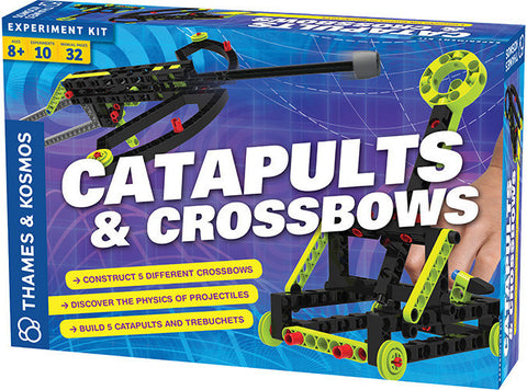 """Catapults & Crossbows"" - Science Kit  - LabRatGifts - 1"
