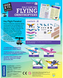 """Flying Ornithopters"" - Science Kit  - LabRatGifts - 2"