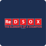 """Red Sox, The Elements Of A Champion"" - Men's T-Shirt"