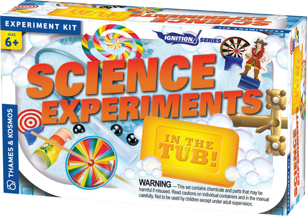 Top Rated In The Tub Science Experiment Kit Labratgifts Com