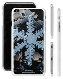 """Snowflake"" - iPhone 6/6s Plus Case  - LabRatGifts - 1"