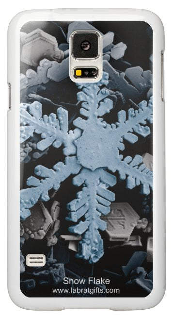 """Snowflake"" - Samsung Galaxy S5 Case Default Title - LabRatGifts - 2"