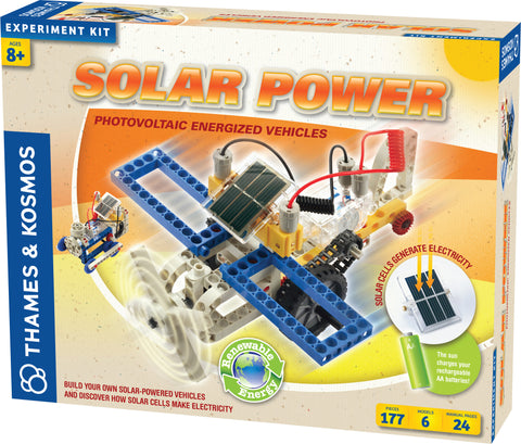 """Solar Power"" - Science Kit  - LabRatGifts - 1"