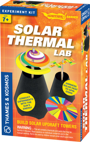 """Solar Thermal Lab"" - Science Kit  - LabRatGifts - 1"