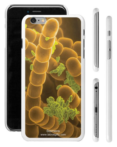"""Stamens"" - iPhone 6/6s Plus Case  - LabRatGifts - 1"