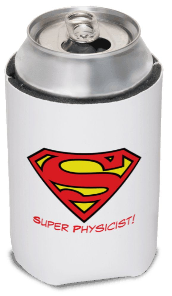 """Super Physicist"" - Koozie Default Title - LabRatGifts"