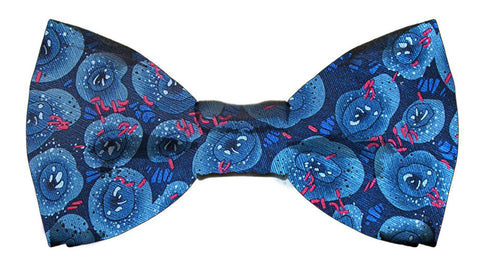 Infectious Awareables™ Tuberculosis Bow Tie Default Title - LabRatGifts - 1