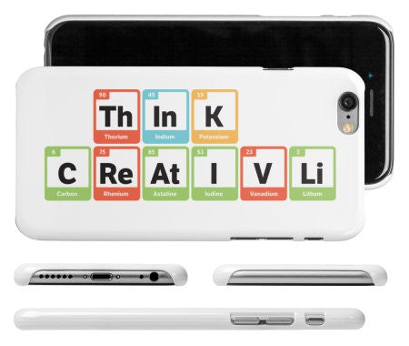 """ThInK CReAtIVLi"" - iPhone 6/6s Case Default Title - LabRatGifts - 1"