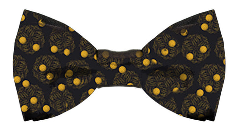 Infectious Awareables™ West Nile Virus Bow Tie Default Title - LabRatGifts - 1