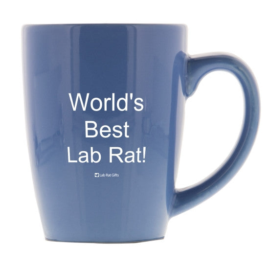 """World's Best Lab Rat"" - Mug Default Title - LabRatGifts"