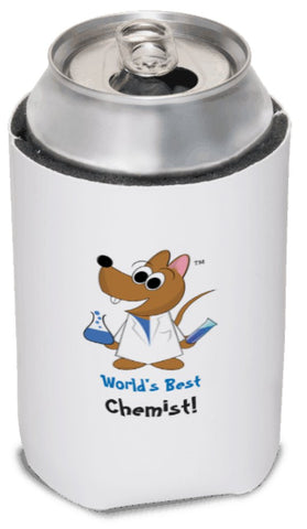 """World's Best Chemist"" - Koozie Default Title - LabRatGifts"
