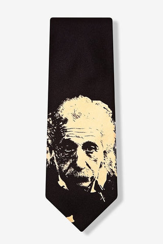 Albert Einstein Tie  - LabRatGifts