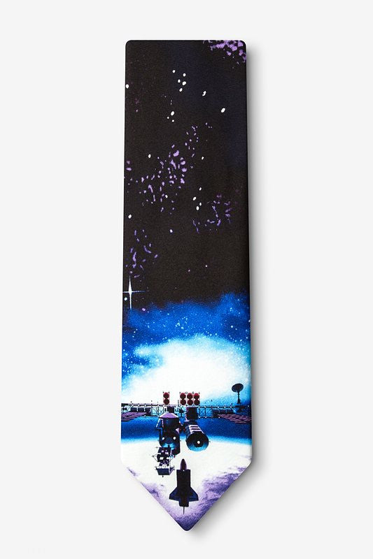 International Space Station Tie  - LabRatGifts - 1