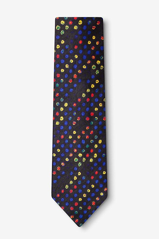 Infectious Awareables™ Micro Array Tie  - LabRatGifts - 1