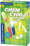 """CHEM C100 Test Lab"" - Science Kit  - LabRatGifts - 1"