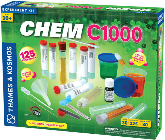 """CHEM C1000"" - Science Kit  - LabRatGifts - 1"