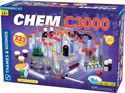 """CHEM C3000"" - Science Kit  - LabRatGifts - 1"