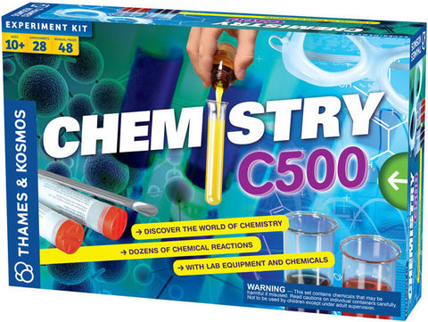 """CHEM C500"" - Science Kit  - LabRatGifts - 1"