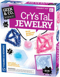 """Crystal Jewelry"" - Science Kit  - LabRatGifts - 1"