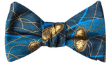 Infectious Awareables™ E. Coli Bow Tie  - LabRatGifts - 1