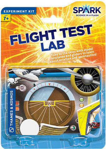 """Flight Test Lab"" - Science Kit  - LabRatGifts - 1"