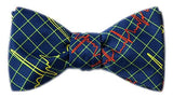 Heart Beat Bow Tie  - LabRatGifts - 1