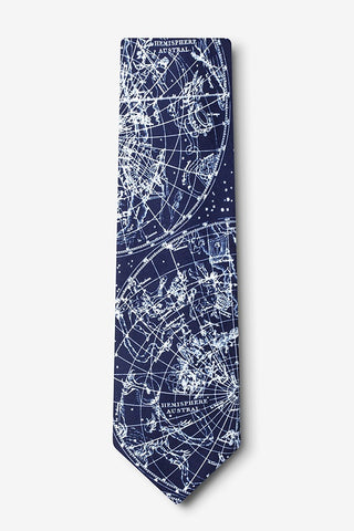 Hemisphere Tie Regular - LabRatGifts - 1