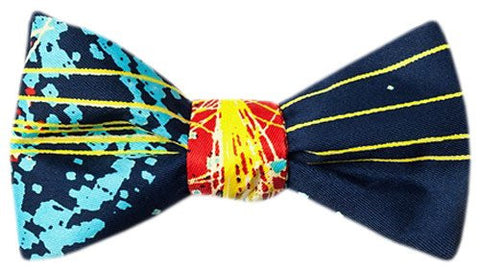 Higgs Boson Bow Tie  - LabRatGifts - 1