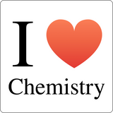 """I ♥ Chemistry"" (black) - Men's T-Shirt  - LabRatGifts - 2"