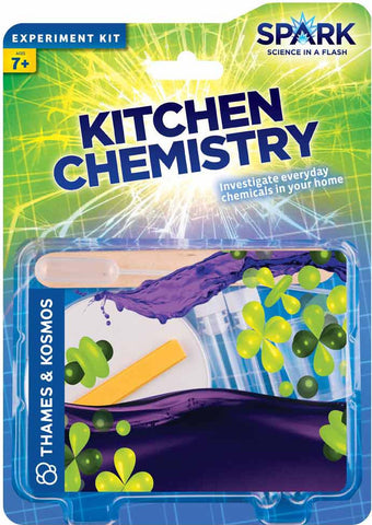 """Kitchen Chemistry"" - Science Kit  - LabRatGifts - 1"