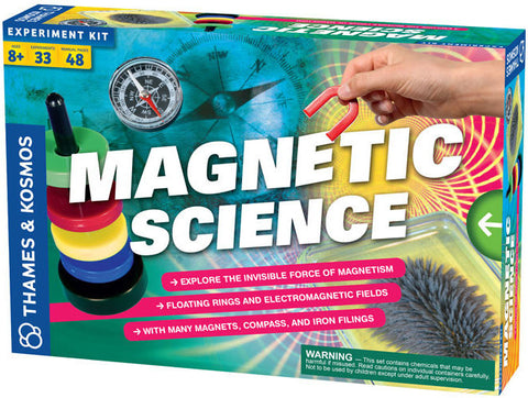 """Magnetic Science"" - Science Kit  - LabRatGifts - 1"
