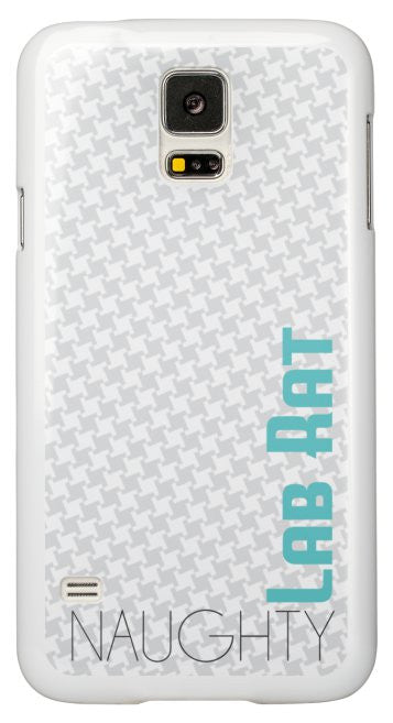 """Naughty Lab Rat"" - Samsung Galaxy S5 Case Default Title - LabRatGifts - 2"
