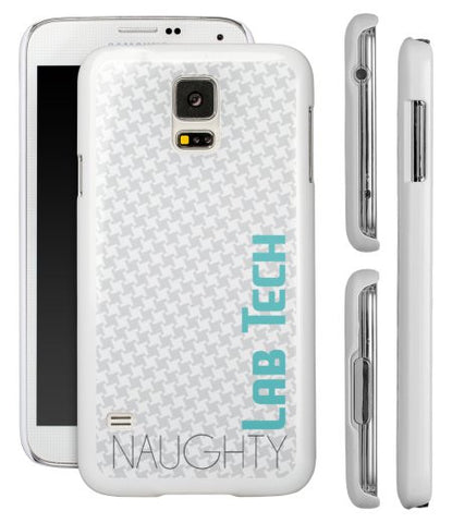 """Naughty Lab Tech"" - Samsung Galaxy S5 Case  - LabRatGifts - 1"