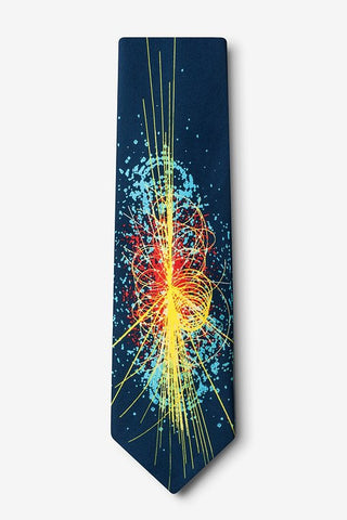 Higgs Boson Tie Regular - LabRatGifts - 1