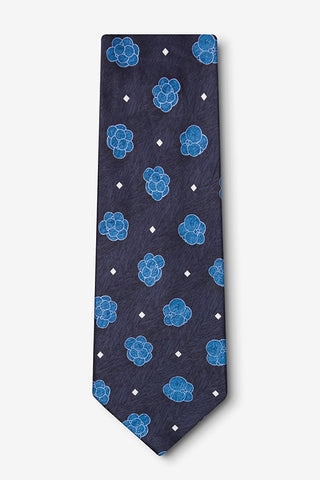 Infectious Awareables™ Stem Cells Tie Blue - LabRatGifts - 1