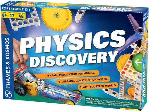 """Physics Discovery"" - Science Kit  - LabRatGifts - 1"