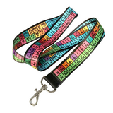 Periodic Table of Elements Lanyard  - LabRatGifts