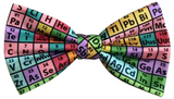 Periodic Table Bow Tie  - LabRatGifts - 1