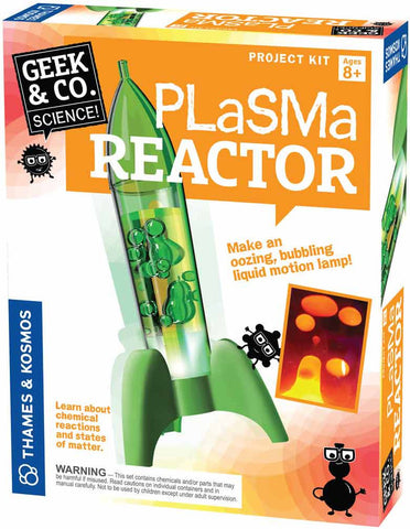 """Plasma Reactor"" - Science Kit  - LabRatGifts - 1"