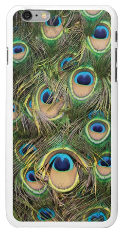 """Feathers"" - Protective iPhone 6/6s Plus Case  - LabRatGifts"