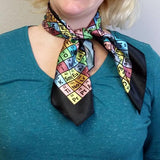 Periodic Table of Elements Scarf  - LabRatGifts - 3