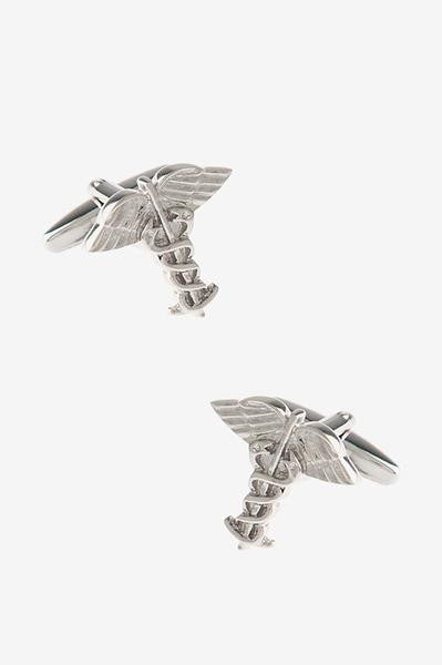 Medical Wings Cufflinks  - LabRatGifts
