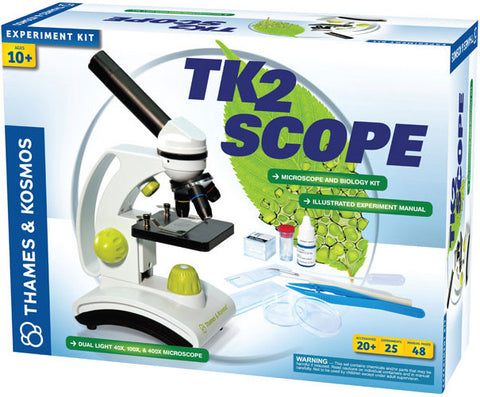 """TK2 Scope"" - Science Kit  - LabRatGifts - 1"